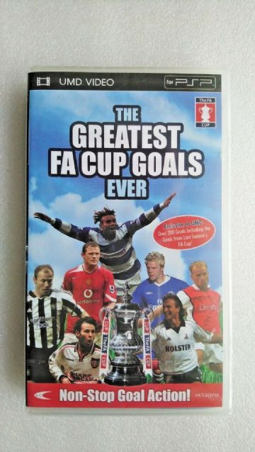 Great F.A. Cup Goals (UMD, 2006) - NEW and SEALED